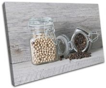 Spices Jars  Food Kitchen - 13-1065(00B)-SG32-LO